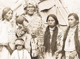 Nlakapamux ethnic group