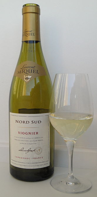 Viognier - A Viognier Vin de Pays d'Oc from Languedoc