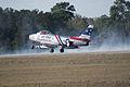 North American F-86F-30-NA Sabre Skyblazers Snodgrass Landing 18 TICO 13March2010 (14412715280).jpg
