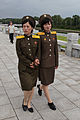 North Korea - Woman soldiers (5015838290).jpg