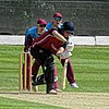 North Middlesex CC v Hampstead CC at Crouch End, Haringey, London 20.jpg