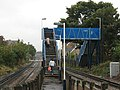 North Sheen station, footbridge - geograph.org.uk - 1526500.jpg