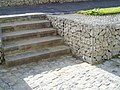 Northala Fields steps and gabions - geograph.org.uk - 1018884.jpg