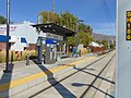 Northeast at Sugarmont station in Salt Lake City, Utah, Oct 16.jpg