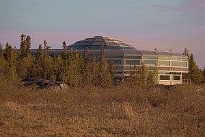Northwest Territories Legislative Building - Northwest Territories Legislative Building
