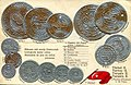 Numismatic postcard from the early 1900's - Ottoman Empire 02.jpg