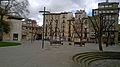 O-ko Andre Maria plaza, Iruñea, Euskal Herria.jpg