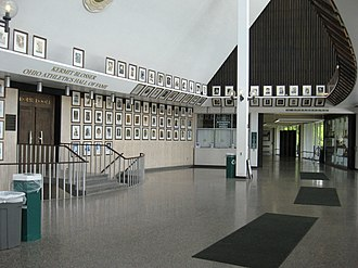 Convocation Center (Ohio University) - Image: OU Athletics HOF