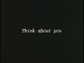 OVA Tokimeki Memorial vol.1 title - Think about you.png