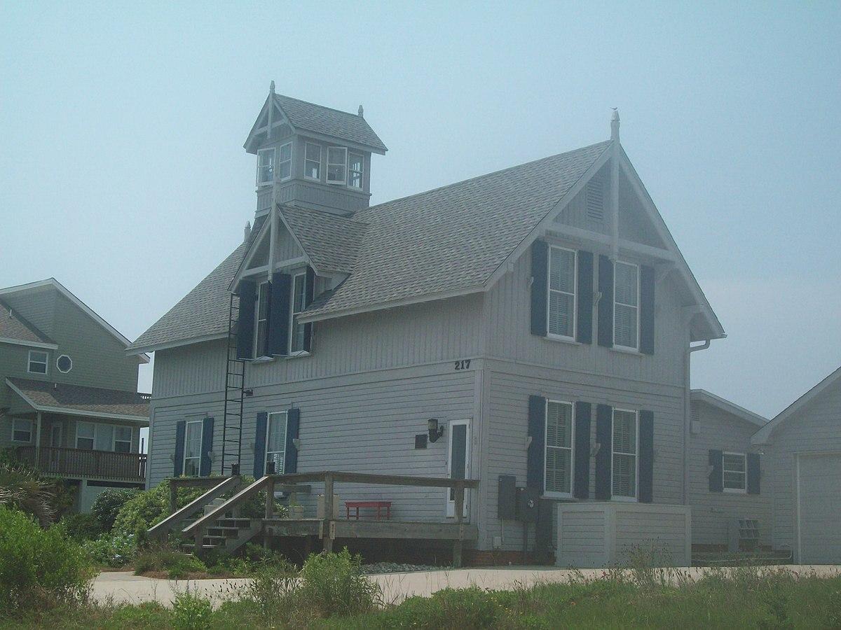Oak Island Life Saving Station Wikipedia