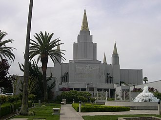 Oakland California Temple - The Oakland California Temple
