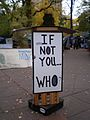 Occupy Portland November 9 who sign.jpg