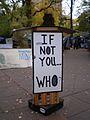 Occupy Portland November 9 who sign.jpg