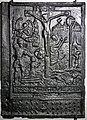 OfenplatteRoscheiderhof A III – 1 – 7 Ofenplatte links – 1605 Allegorie der ErlösungFB.jpg