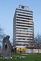 Office building Allianz-Hochhaus Bruehlstrasse Lange Laube Mitte Hannover Germany.jpg