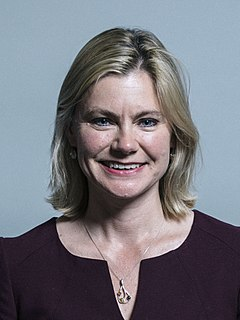 Justine Greening British politician