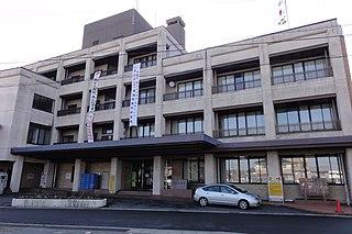 Ōharu, Aichi Town in Japan