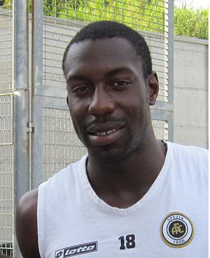Stefano Okaka - Okaka at Spezia in 2012