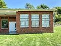 Old Cafeteria Building, Old Spring Creek School, Spring Creek, NC (50551684932).jpg