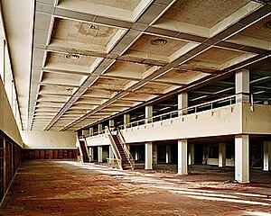 Old Dallas Central Library - Image: Old Dallas Central Library Interior