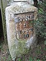 Old Milestone - geograph.org.uk - 1178737.jpg