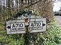Old RAC Road Sign - geograph.org.uk - 385619.jpg