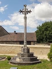 croix de cimetière d'Omerville