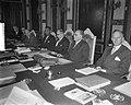 Ontvangst Antilliaanse en Surinaamse Premiers bij Dr Drees, Bestanddeelnr 908-3882.jpg
