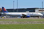 Onur Air, TC-OBF, Airbus A321-231 (18766134562).jpg