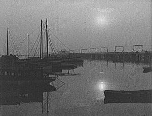 Bridge of Lions - Image: Original Bridge of Lions