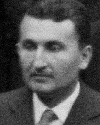 Egon Orowan - Egon Orowan 1934 in London