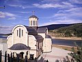 Orthodox church in Mavrovo national park in northern Macedonia.jpg