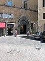 Orvieto visit of group Dante Dante Alighieri Jerusalem 016.jpg