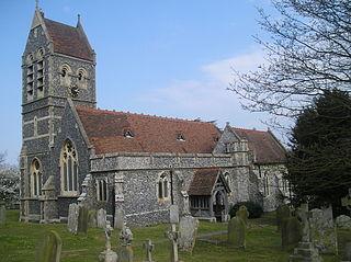 Ospringe village in the United Kingdom