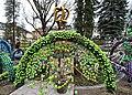 Osterbrunnen in Berga Elster. Thüringen IMG 2862WI.jpg