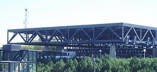 Ottawa station railway station in Ottawa, Canada