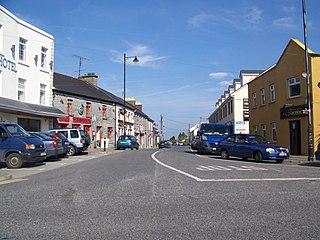 Town in Connacht, Ireland