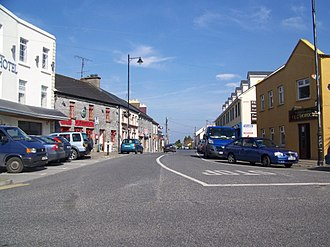 Oughterard - Image: Oughterard Uachtar Ard geograph.org.uk 1255097