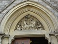 Ourville-en-Caux (Seine-Mar.) église Notre-Dame-de-l'Assomption tympan.jpg