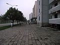 Outside the Hot Pot Restaurant, Pyongyang (6073762654).jpg