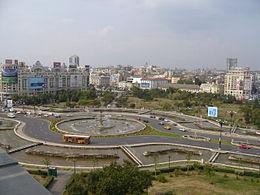 Bucarest – Veduta