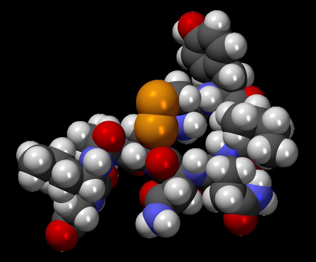 Budowa oksytocyny