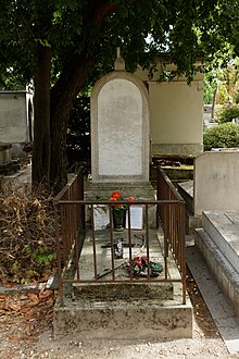 Père-Lachaise - Division 44 - Sully-Prudhomme 01.jpg