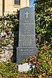 Pörtschach Kirchplatz alter Friedhof Grab Freiherr von Kubin 29092018 4789.jpg