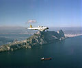 P-3C Orion VP-44 over Gibraltar c1986.JPEG