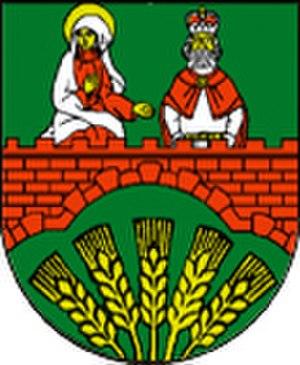 Gmina Złotoryja - Image: POL gmina Zlotoryja COA