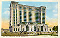POSTCARD New Michigan Central Station circa 1915.jpg
