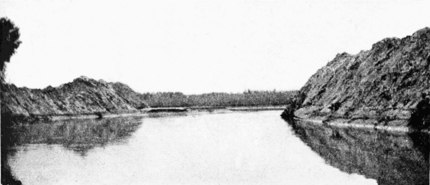 PSM V70 D012 Intake no 3 looking out toward the river feb 15 1905.png