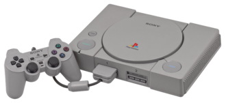 1994 in video gaming - PlayStation video game console, first released in Japan