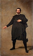 Portrait of Pablo de Valladolid